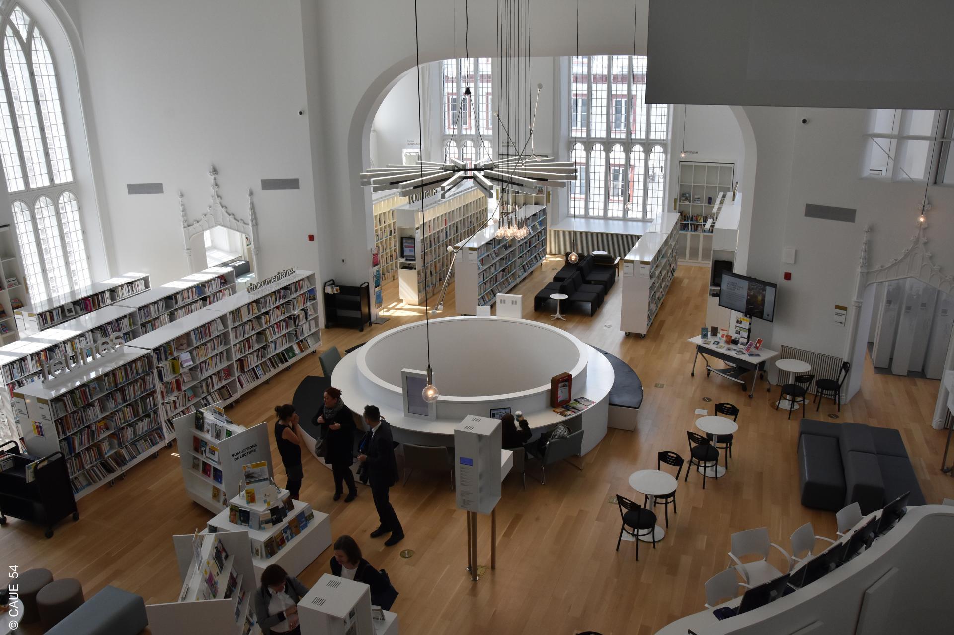 Maison de la littérature à Québec