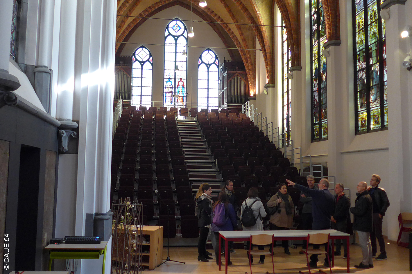 Institut Sainte-Marie - Louvain - Belgique