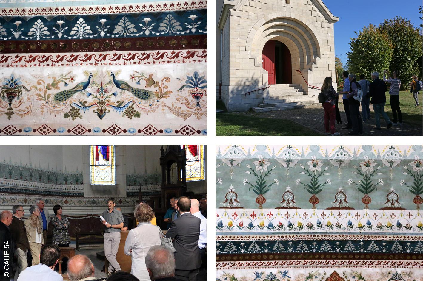 Eglise Saint-Baussant - Saint-Baussant