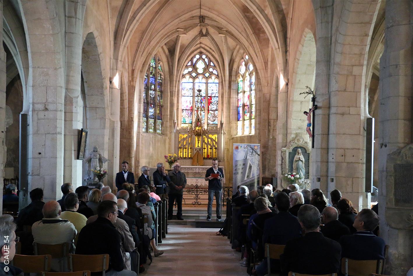 Eglise Saint-Martin - Essey-et-Maizerais