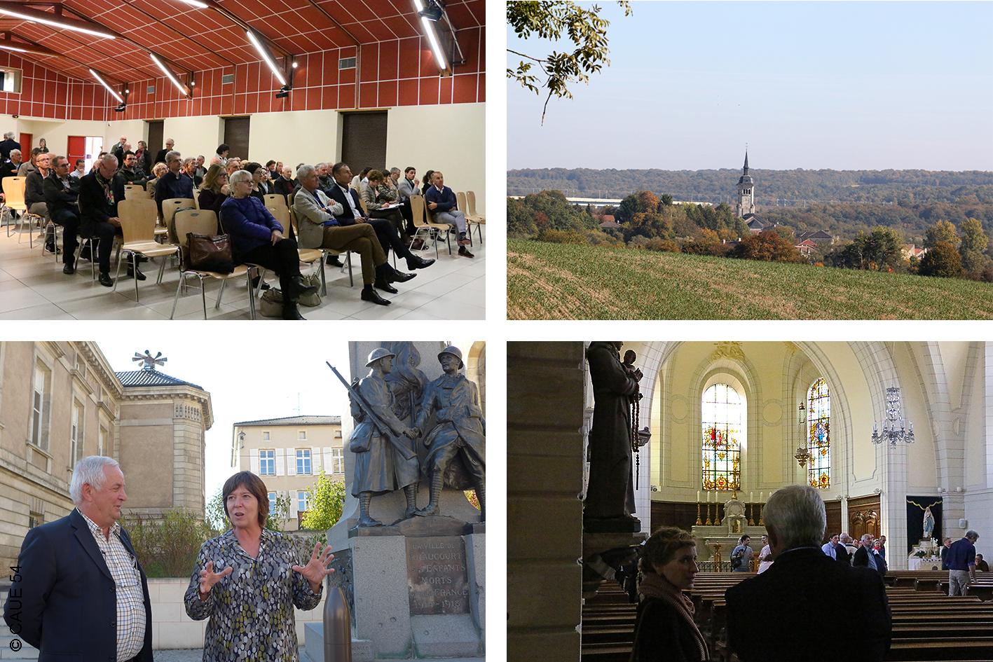 Visite de Thiaucourt-Regniéville