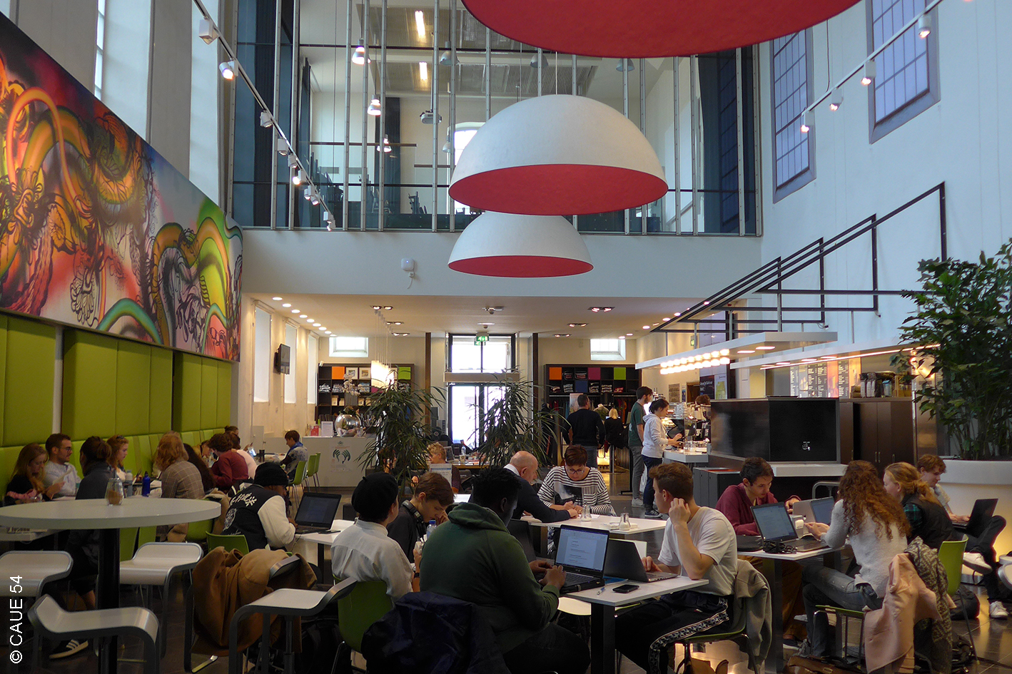 Centre d'information de l'université - Maastricht - Pays-Bas