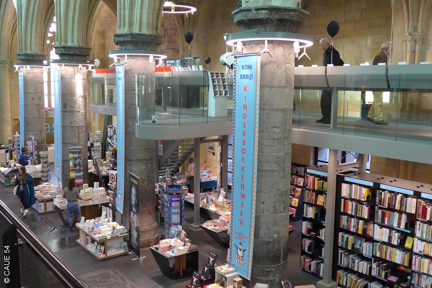 Librairie des Dominicains - Maastricht - Pays-Bas