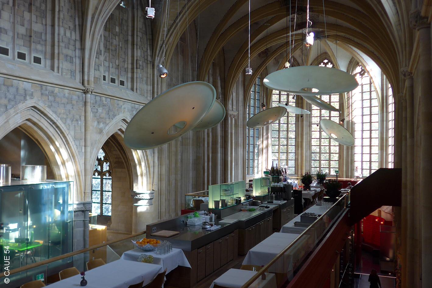 Kruisherenrestaurant - Maastricht - Pays-Bas
