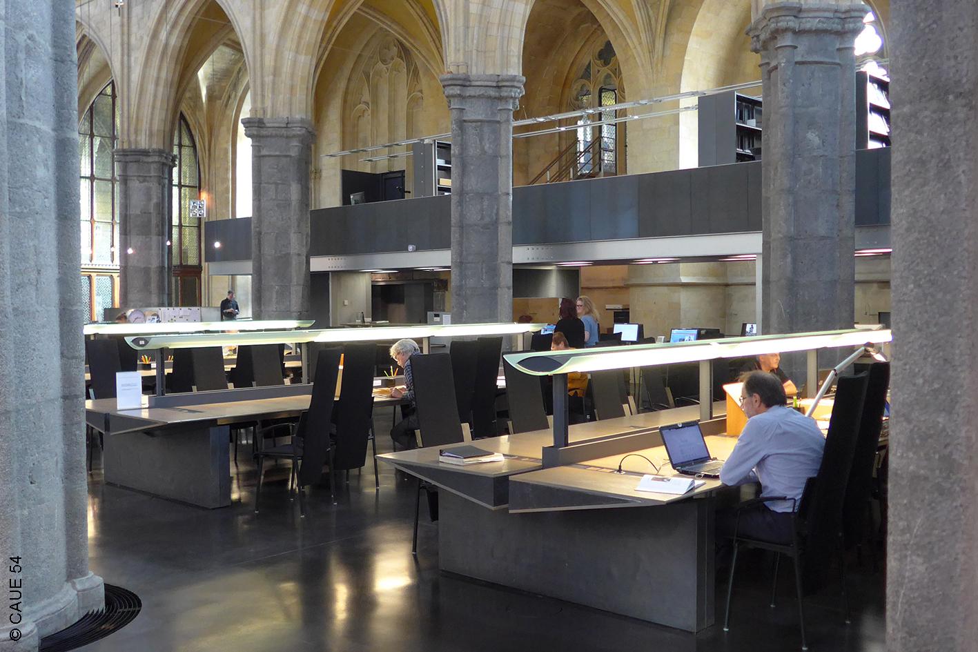 Centre régional des archives historique - Maastricht - Pays-Bas