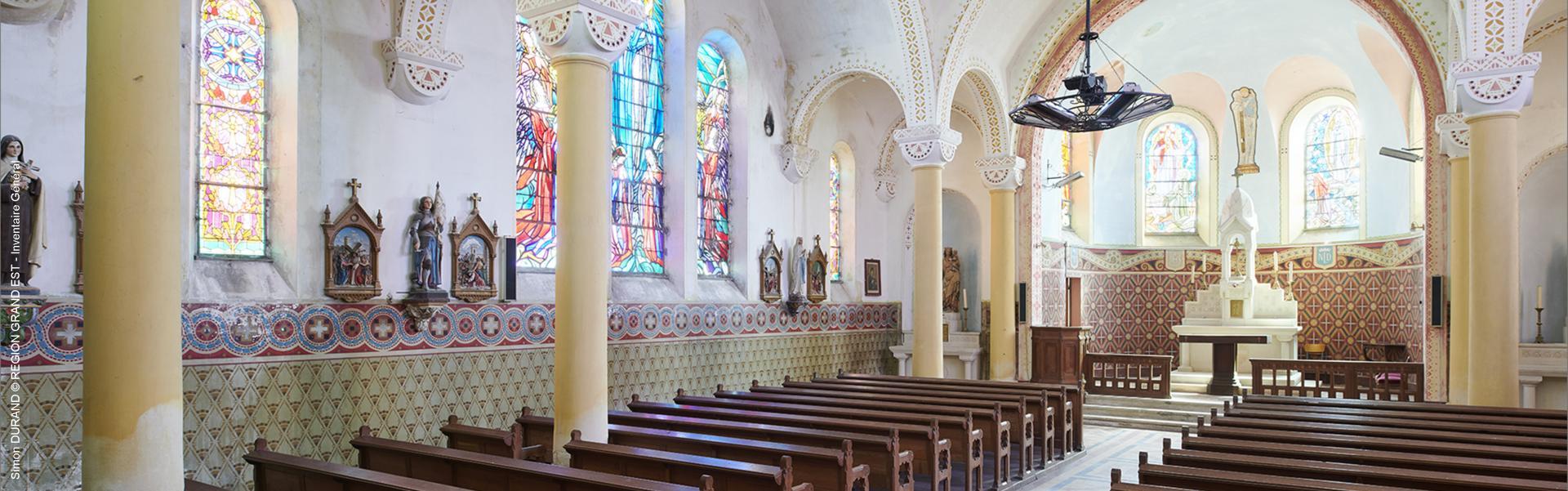 Eglise Saint-Pierre de Prény