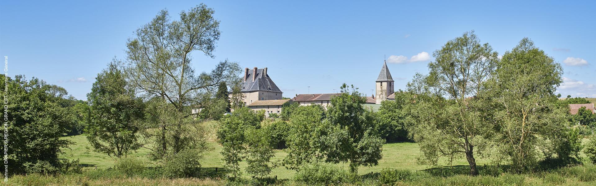 Village d'Euvezin