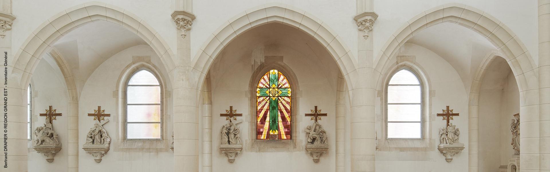 Eglise commémorative de l'Exaltation-de-la-Sainte-Croix de Fey-en-Haye