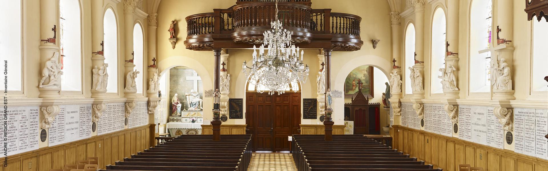 Eglise Saint-Martin de Mars-la-Tour